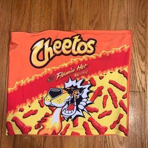 Hot Cheetos tube top